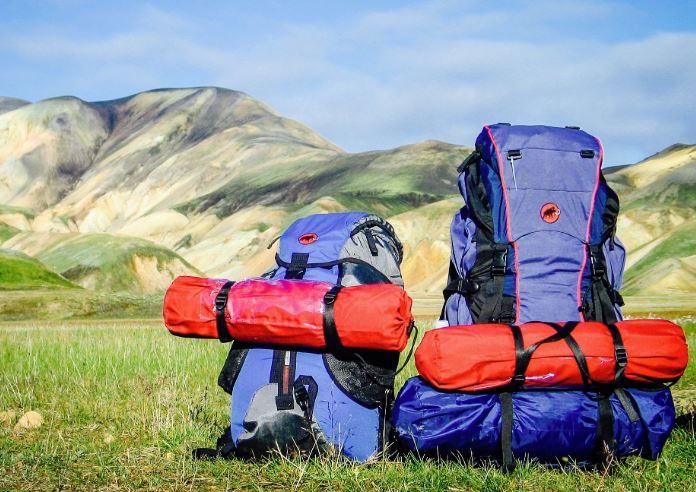 limpieza mochilas montaña