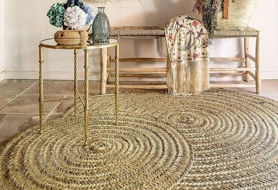 tips de limpieza para alfombras esparto