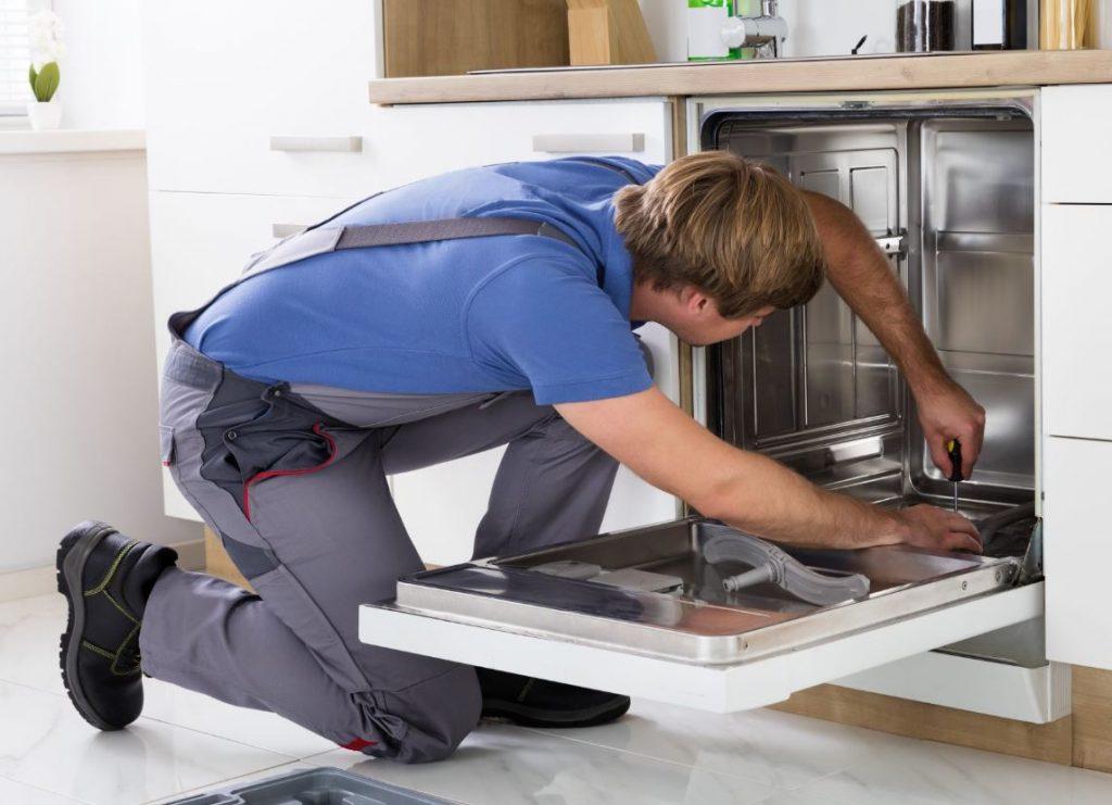 desatascador lavavajillas por profesional
