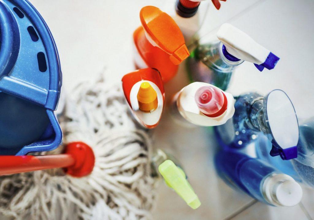 mejores productos de limpieza mercadona