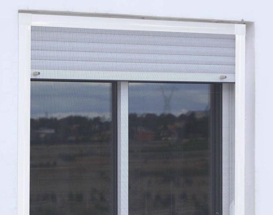 mosquitera fija de ventana