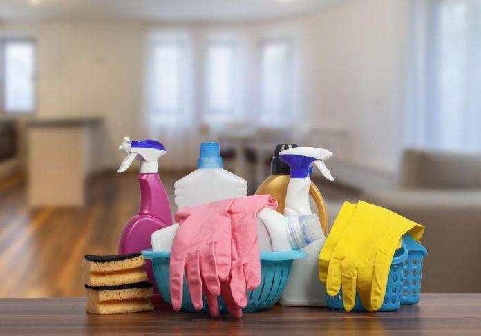 trucos para limpiar menos en casa
