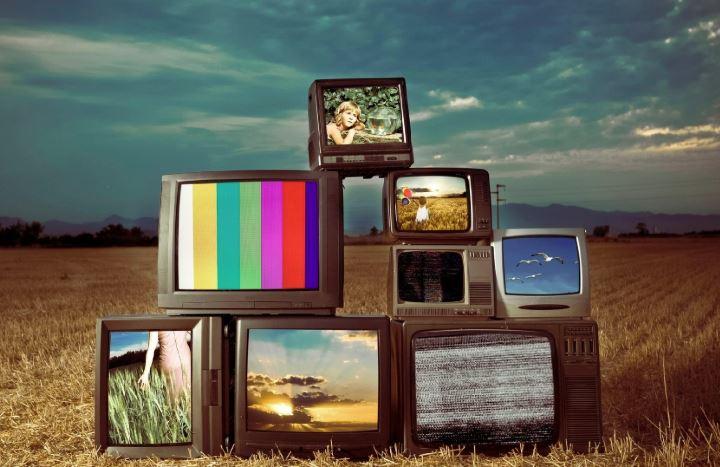 evolucion de las pantallas de tv
