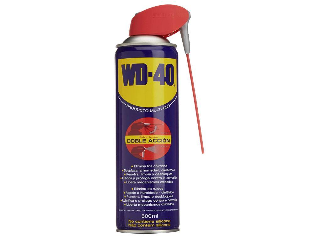 para que sirve el WD 40 opiniones