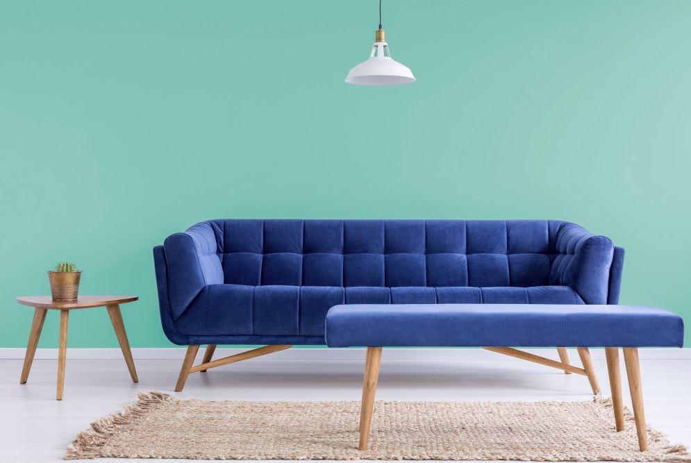 como limpiar un sofa de terciopelo