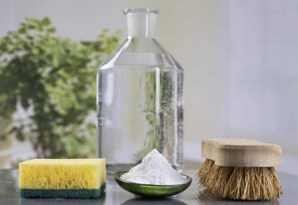 limpiar puertas vidrio ducha