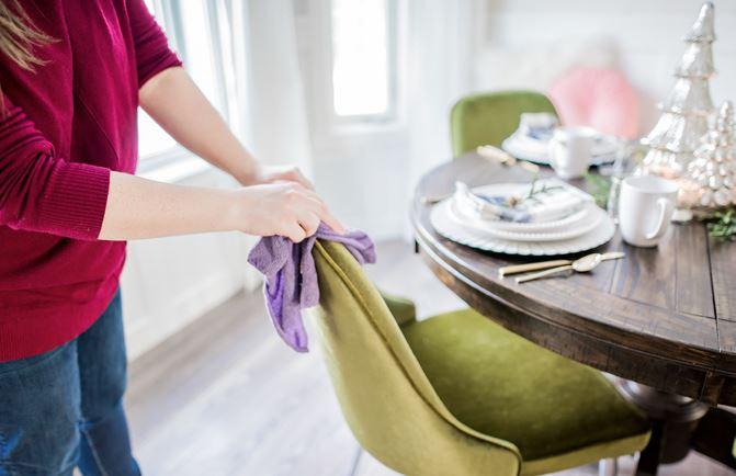 limpiar tapiceria sillas amoniaco