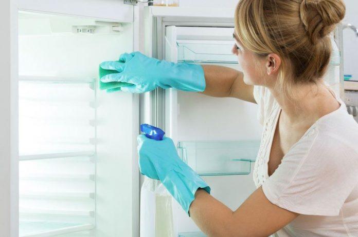 trucos para limpiar las gomas de la nevera