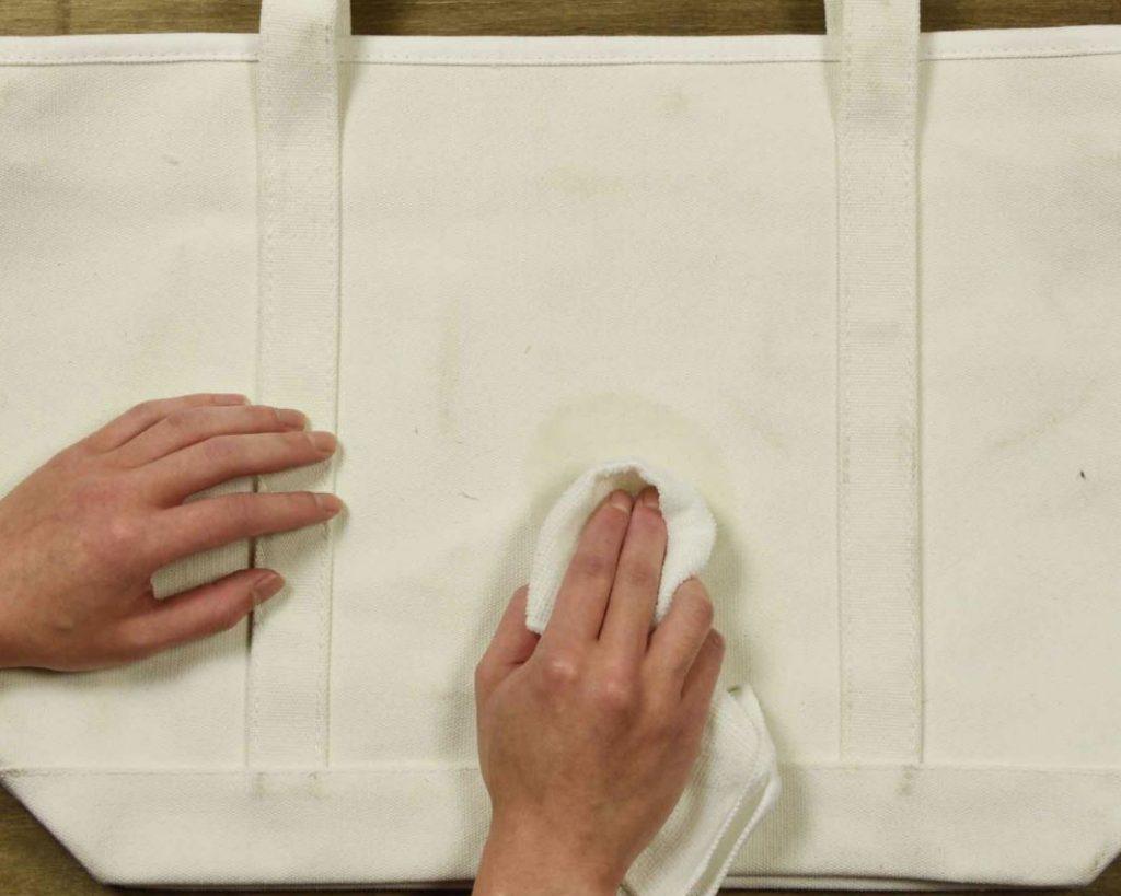 limpiar bolso de tela limpiezapedia
