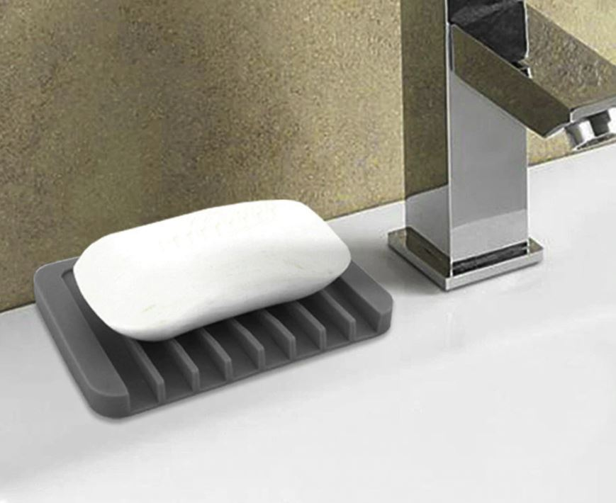 limpiar jabonera de baño