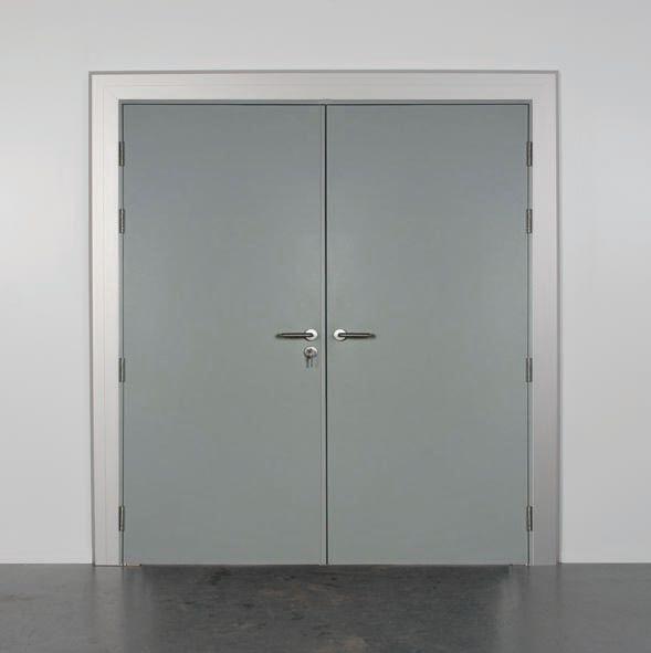 limpiar puerta de metal limpiezapedia