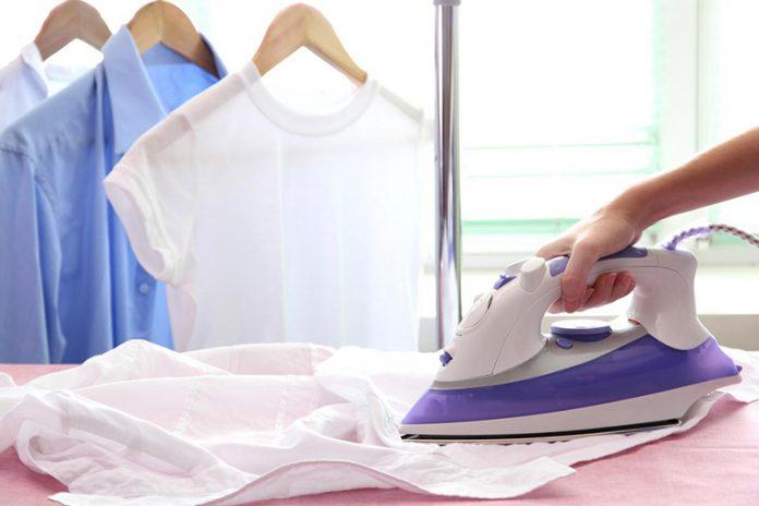 quitar mancha de quemadura ropa