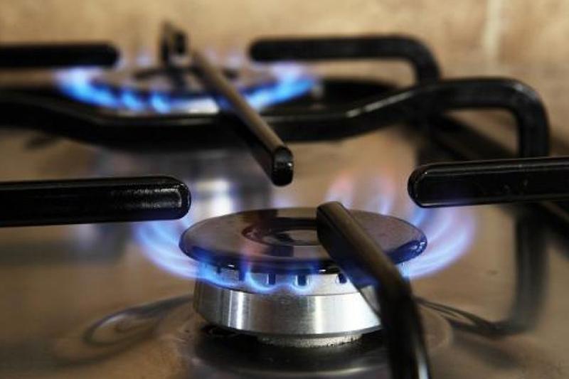 limpiar los quemadores de gas