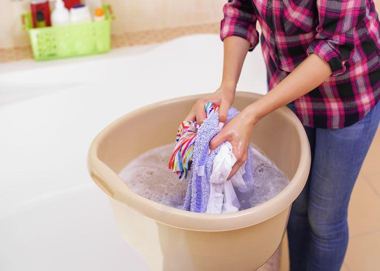 como lavar lana a mano