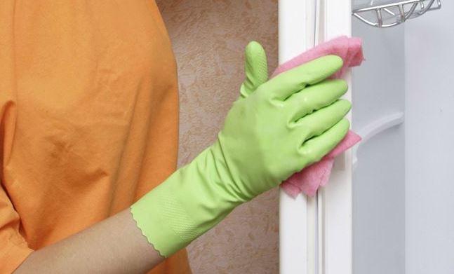 como limpiar las gomas del frigo