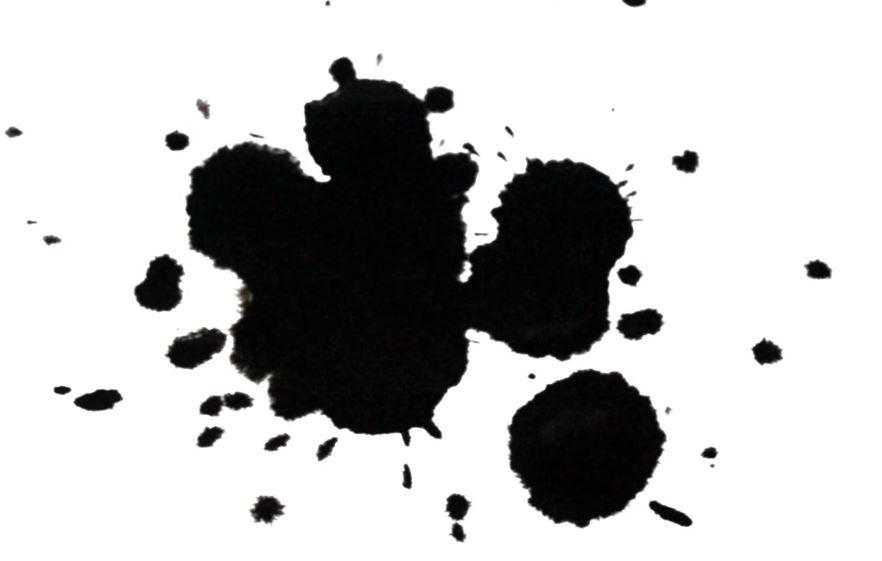 como quitar manchas de tinta en alfombra