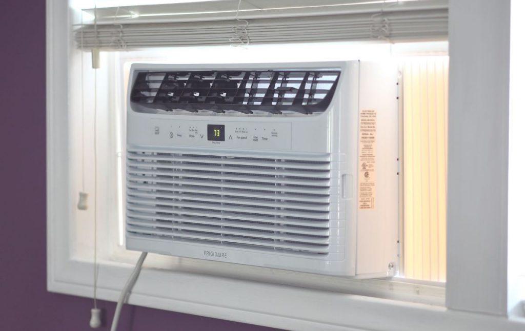 como se limpia un aire acondicionado de ventana