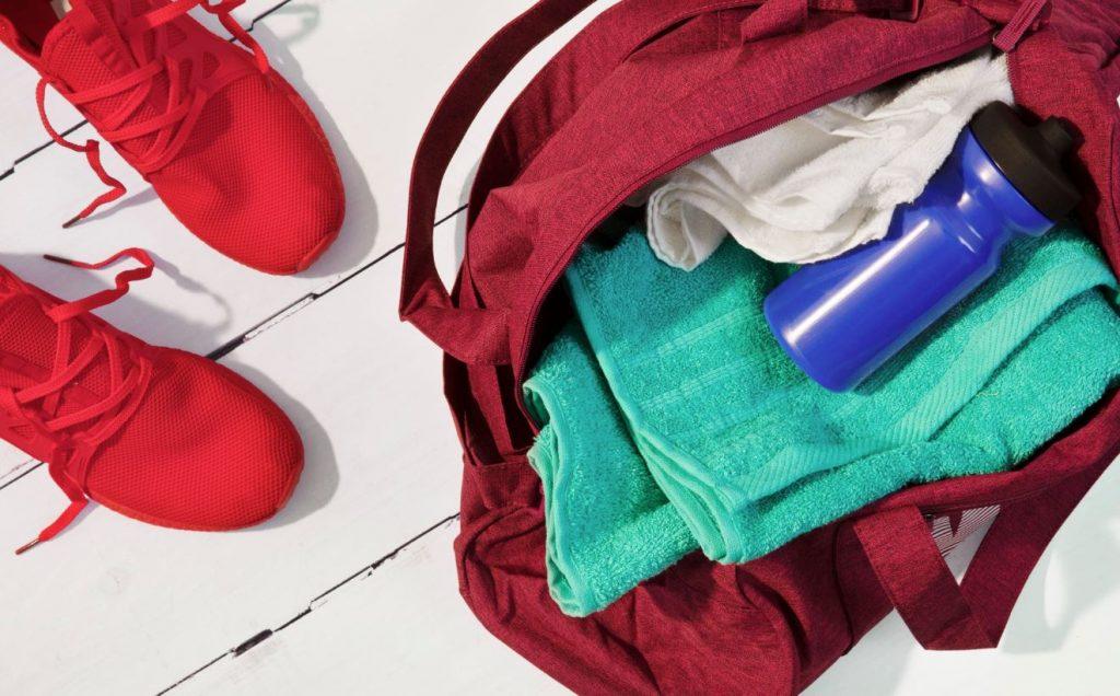 huele la ropa de deporte despues de lavarla