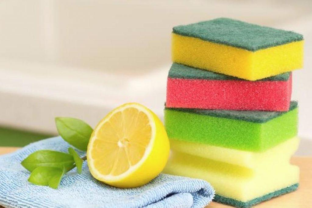 limpiar alcachofas ducha con limon