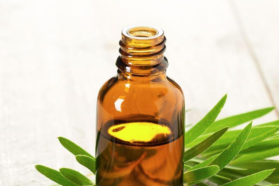 limpiar con aceite del arbol del te