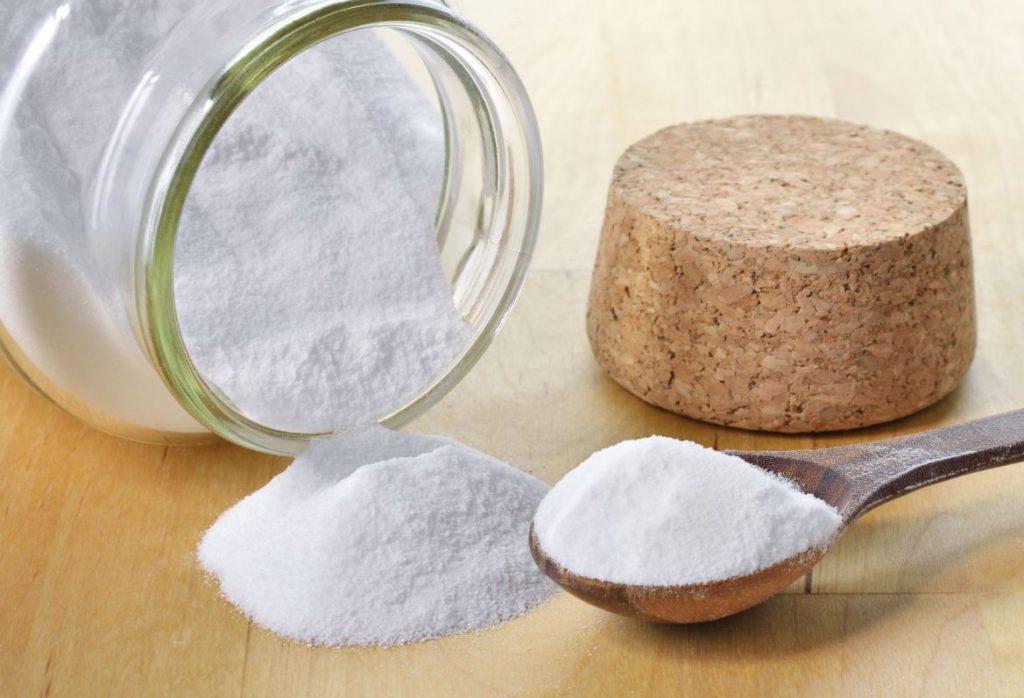 limpiar el baño con bicarbonato de sodio