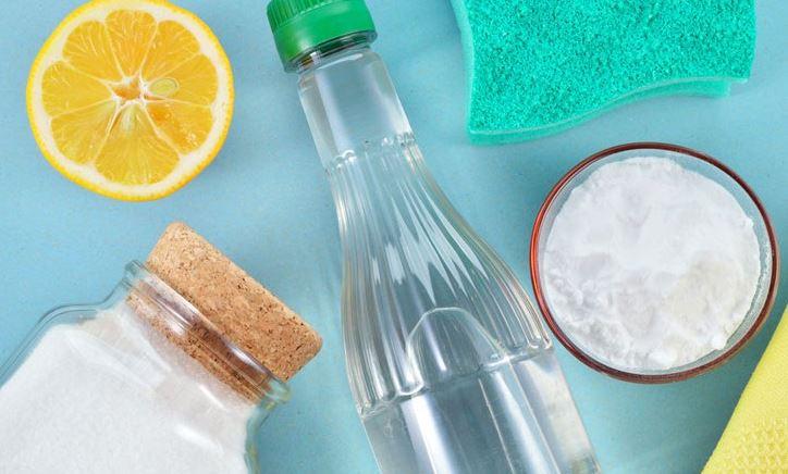 limpiar regadera de ducha facil