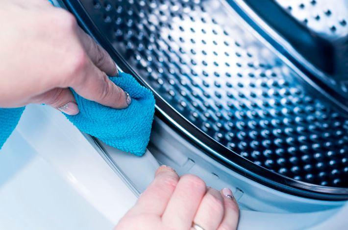 limpiar tambor lavadora con lejia