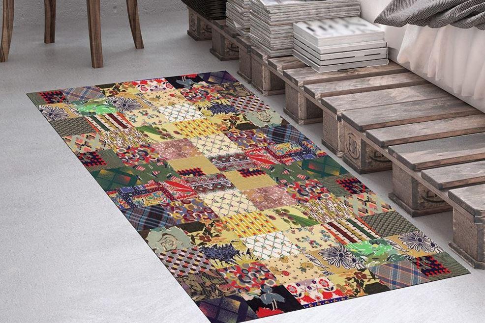 limpieza alfombras de vinilo