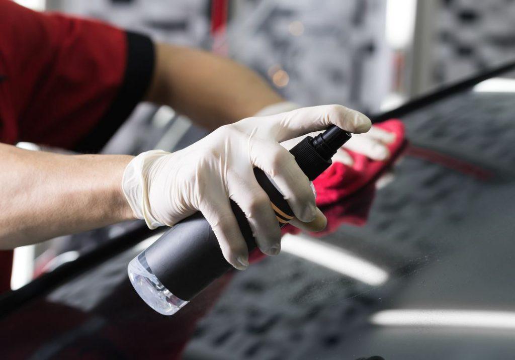 mejor producto para limpiar los cristales del coche