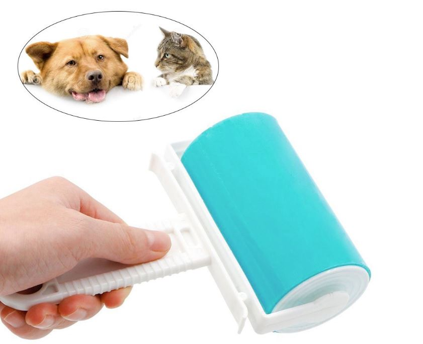 rodillo quitapelusas para mascotas