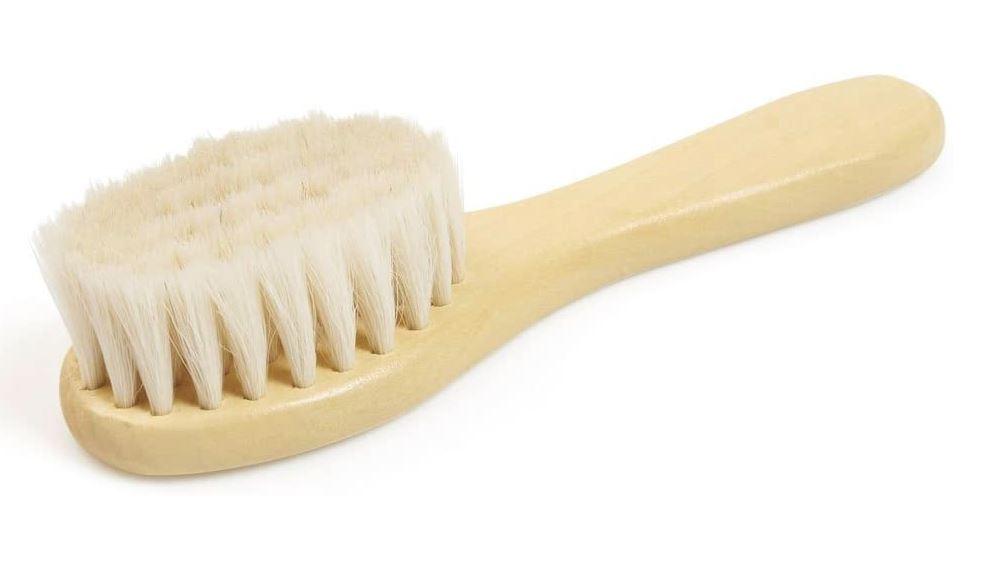 cepillo de cerdas naturales para terciopelo
