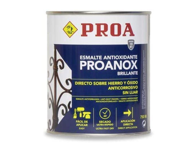 esmalte antioxidante para hierro
