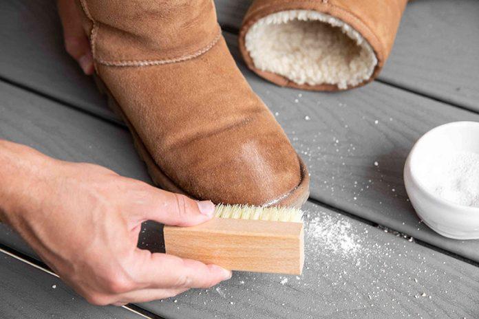 limpiar botas UGG