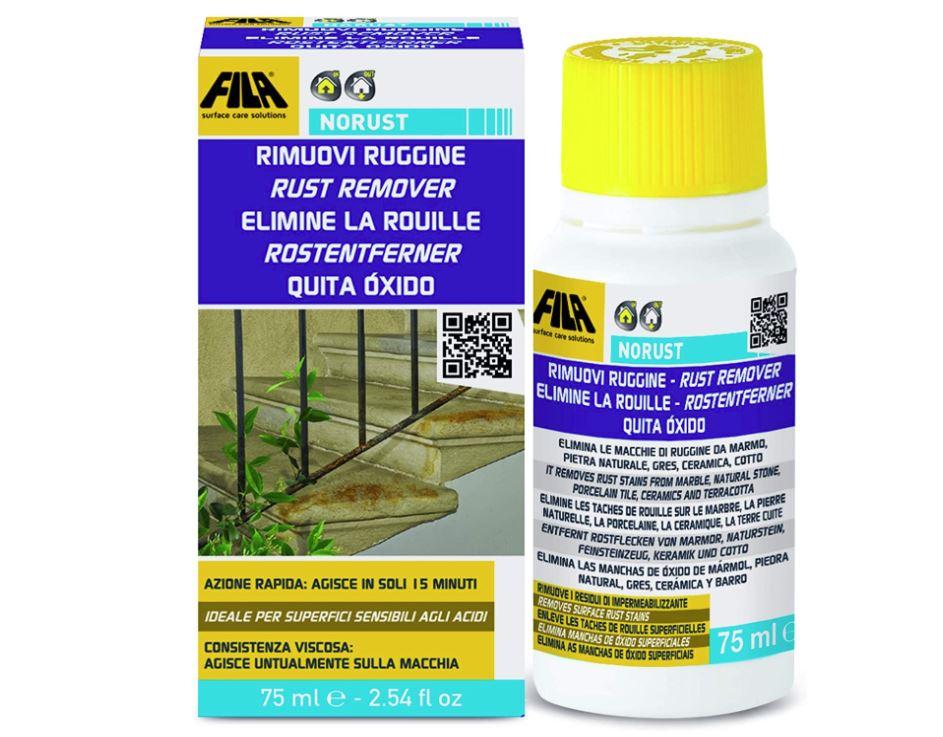 quitar manchas oxido silestone