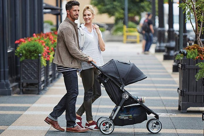 limpiar silla de paseo de bebé