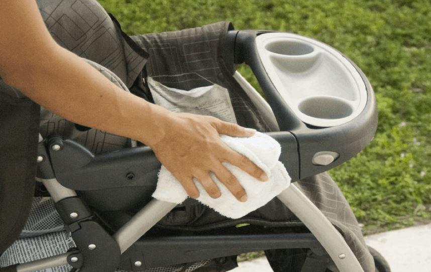 como limpiar silla de paseo