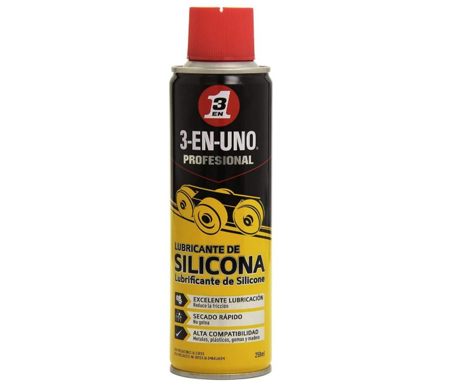 comprar silicona en spray lubricante