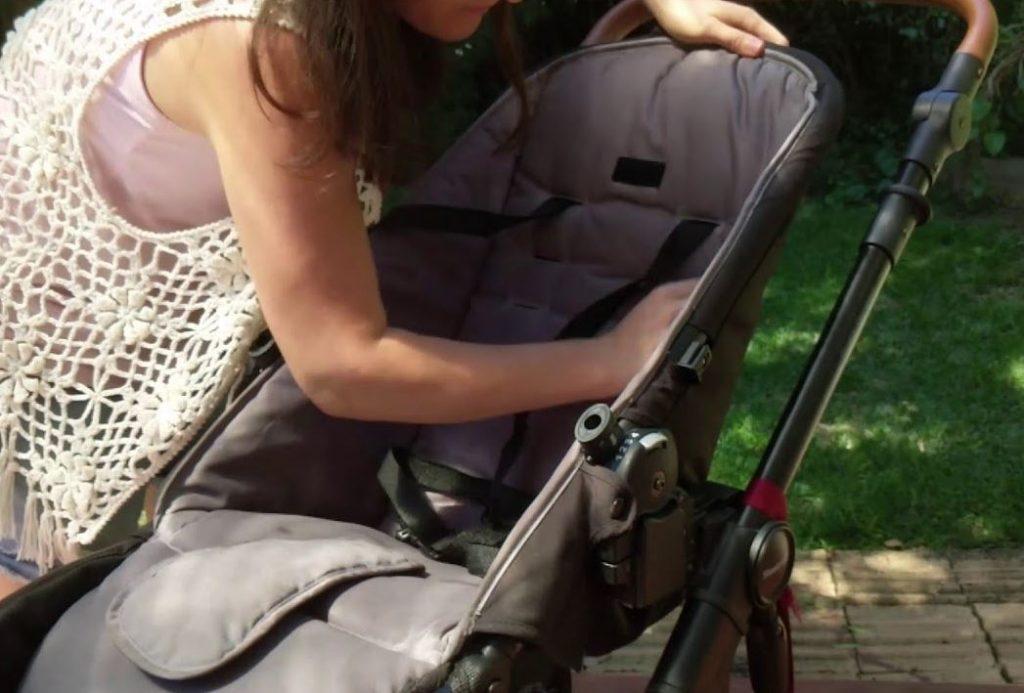 donde limpiar carro bebé