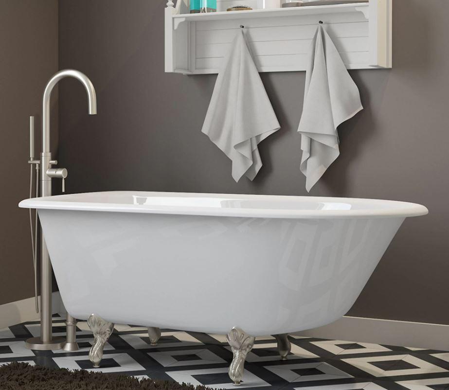 bañeras antiguas restauradas