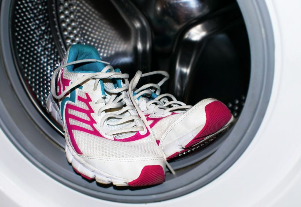 como lavar zapatillas de running lavadora