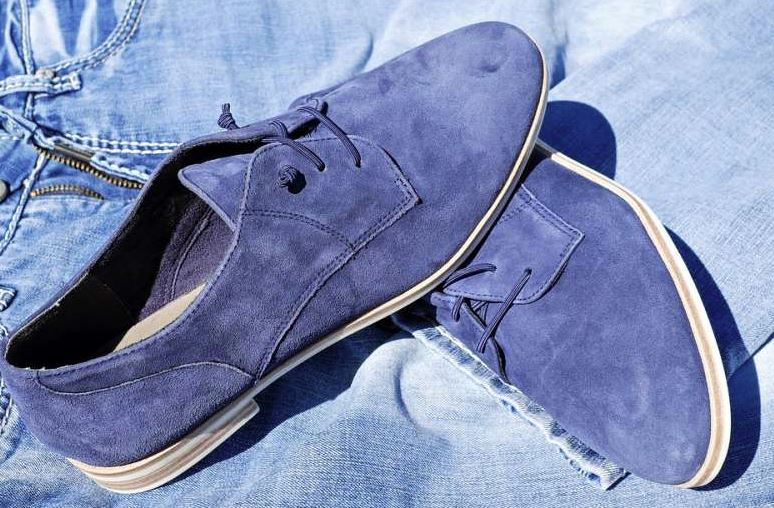 como limpiar botas de serraje
