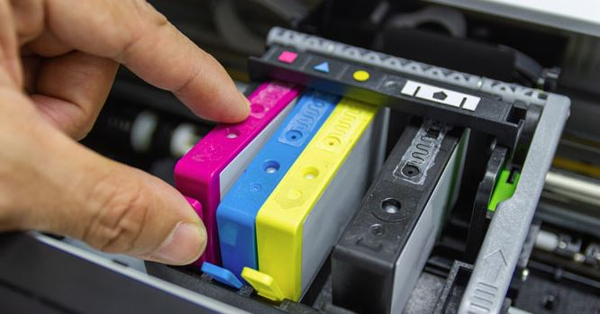 como limpiar el cabezal de una impresora