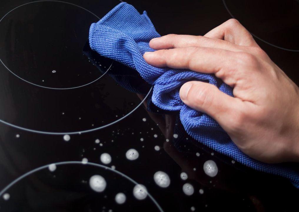 como limpiar la vitroceramica con bicarbonato