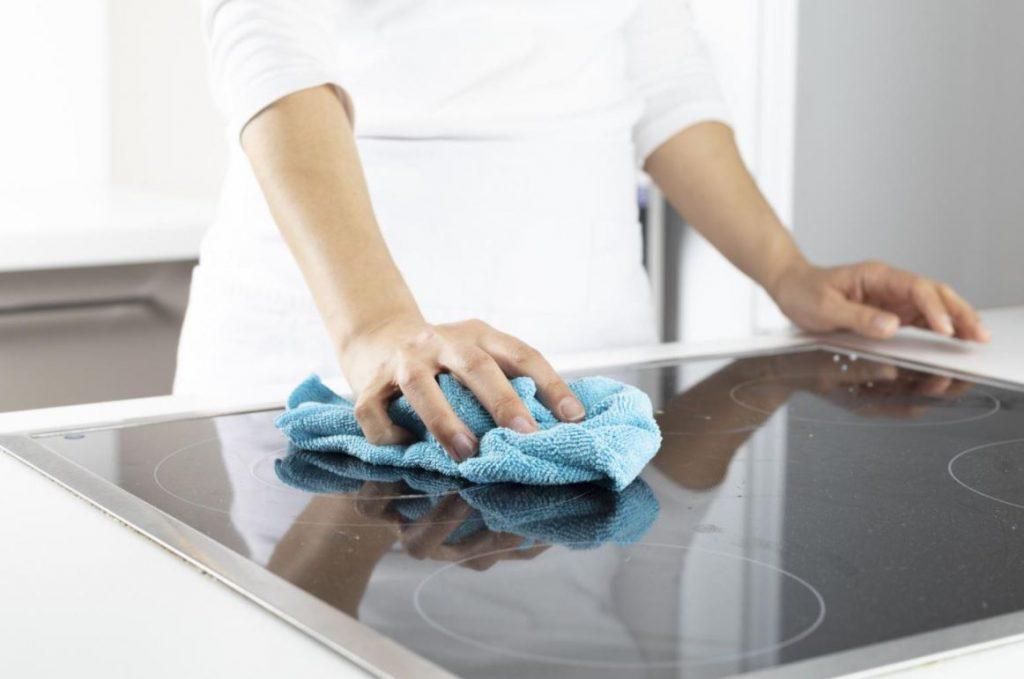 como limpiar la vitroceramica remedios caseros