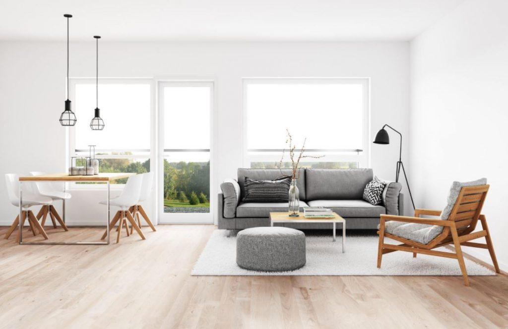 como limpiar suelo de madera barnizado
