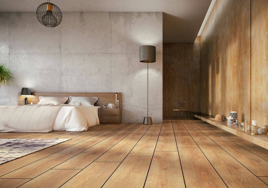 como limpiar suelo laminado de madera