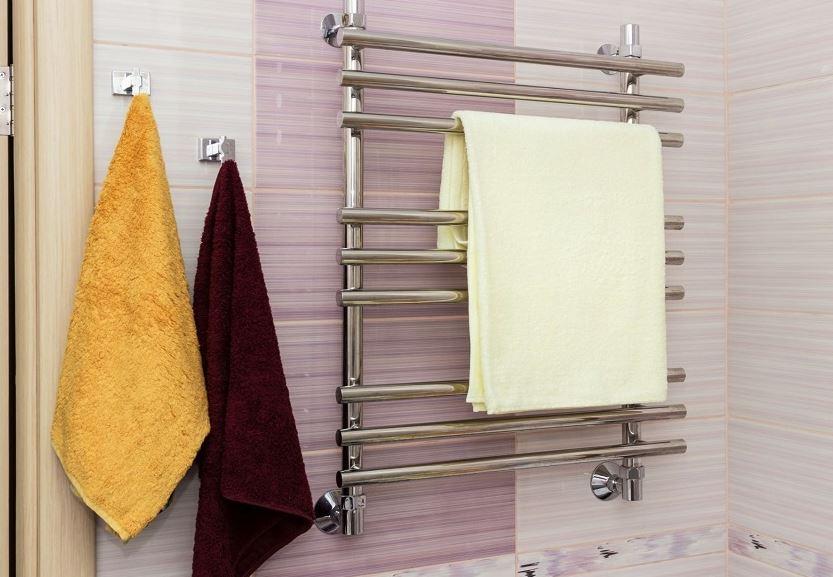 como limpiar un radiador toallero