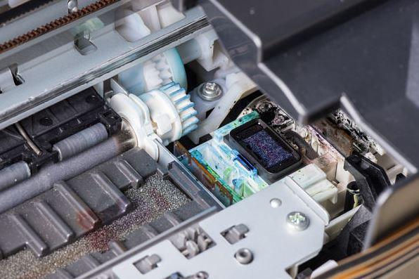 como limpiar una impresora