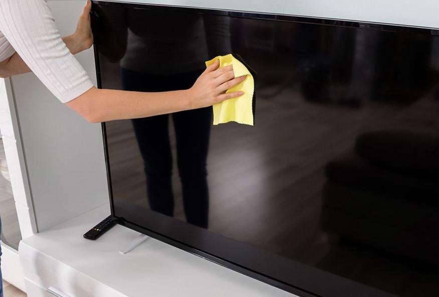 como limpiar una television sony samsung de plasma