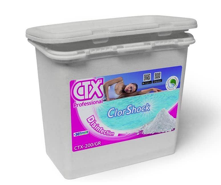 comprar cloro granulado para piscinas